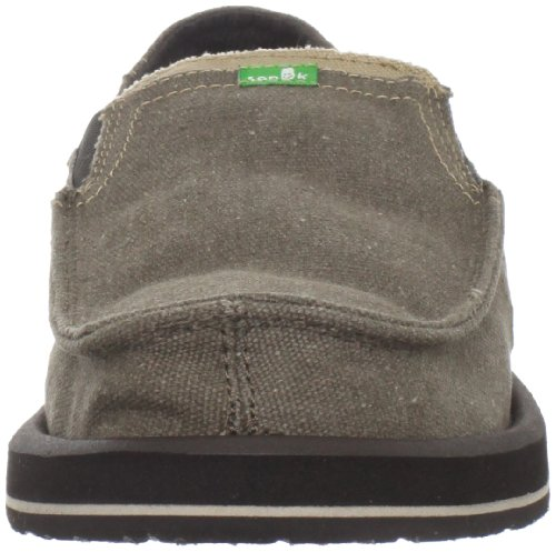 Sanuk Männer Pick Pocket Slip On Braun