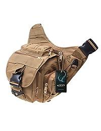 G4Free? Multi-functional Tactical Messenger Bag