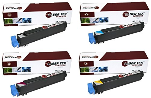 - Laser Tek Services Compatible Toner Cartridge Replacement for High Yield Xante Ilumina 502 200-100225 200-100222 200-100223 200-100224 (Black, Cyan, Magenta, Yellow, 4-Pack)