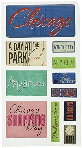 Reminisce Mini Maps, Chicago