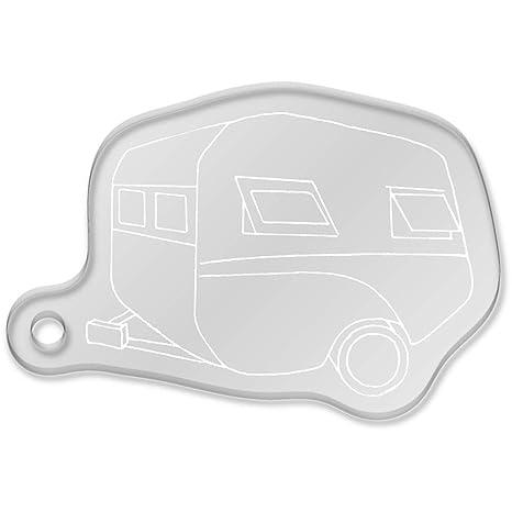 Azeeda Caravana Vintage Llavero Grande (AK00048471 ...