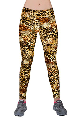 Womens Leggings Fitted Workout Running