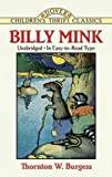 img - for Billy Mink (Dover Children's Thrift Classics) book / textbook / text book