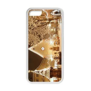 Merry Christmas fashion practical Phone Case for iPhone 5C(TPU)