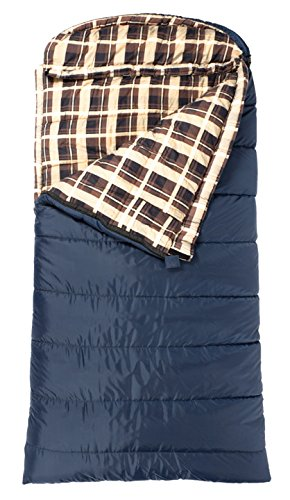 TETON-Sports-Celsius-XL-32C-25F-Sleeping-Bag-Free-Compression-Sack-Included
