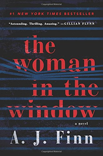 Window Parrot (The Woman in the Window: A Novel)