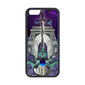 James-Bagg Phone case sword art pattern protective case For Apple Iphone 6 Plus 5.5 inch screen Cases FHYY466225