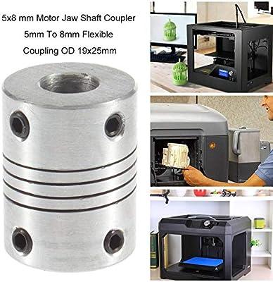 GreceMonday Impresora 3D caliente del motor de pasos Acoplamiento ...