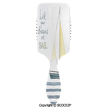 Amazon.com: Cepillo de pelo con peines de cojín de aire ...