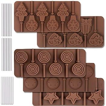 Dress up Hollywood Movie Star Hat Boa lollipop chocolate fondant candy molds
