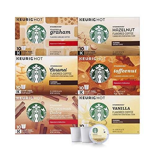 Starbucks Flavored Coffee Variety Brewers product image