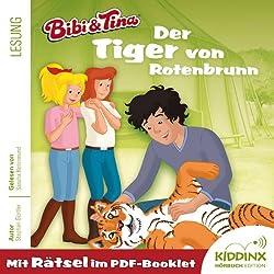 Der Tiger von Rotenbrunn (Bibi & Tina)
