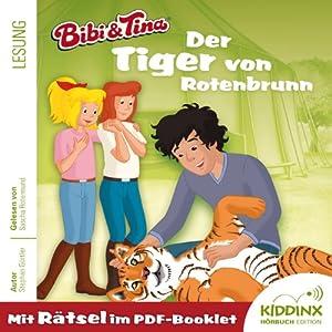 Der Tiger von Rotenbrunn (Bibi & Tina) Hörbuch