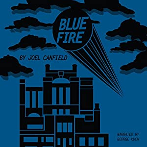 Blue Fire Audiobook