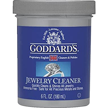 Goddards Jewelry Cleaner 6oz - 2 pack