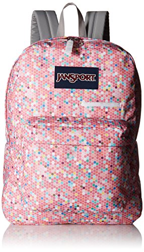 JanSport Digibreak Laptop Backpack- Sale Colors (Confetti) -