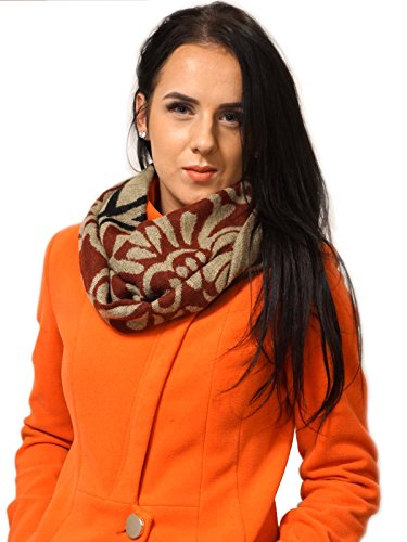Mujer bufanda guantes lt Bonnet Burdeos Set y 4home wOxRAvw8