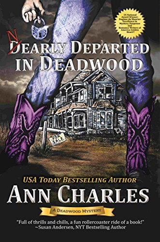Nearly Departed In Deadwood Humorous Mystery Book 1 By Charles Ann