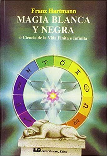 Book MAGIA BLANCA Y NEGRA (Spanish Edition)