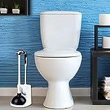 Fuller Brush 391 Premium Toilet Bowl Brush