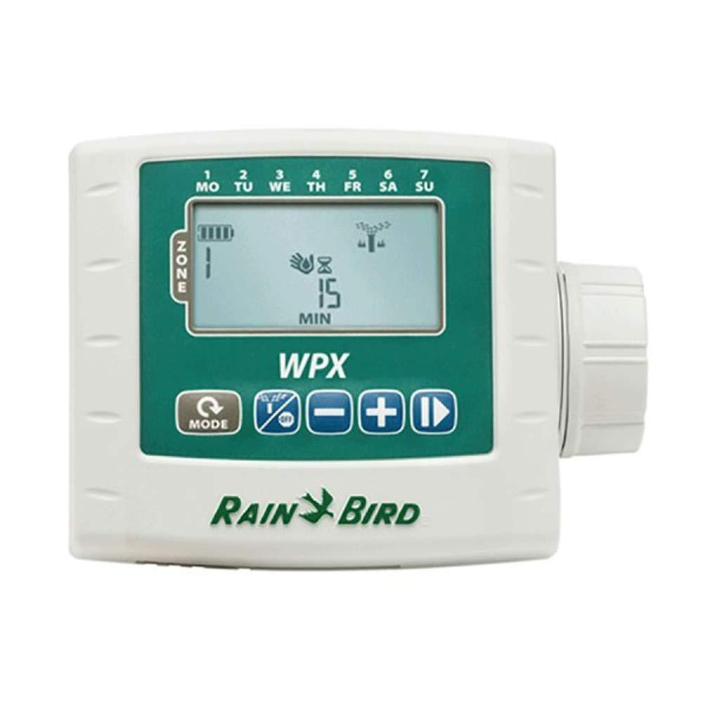 Electrov/álvula 9v 1 Rain Bird Programador a bater/ía WPX1 Kit