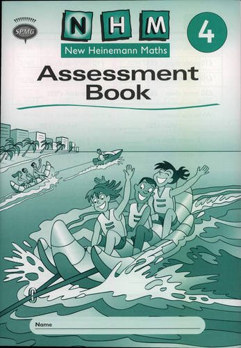 New Heinemann Maths: Assessment Workbook Year 4 ebook