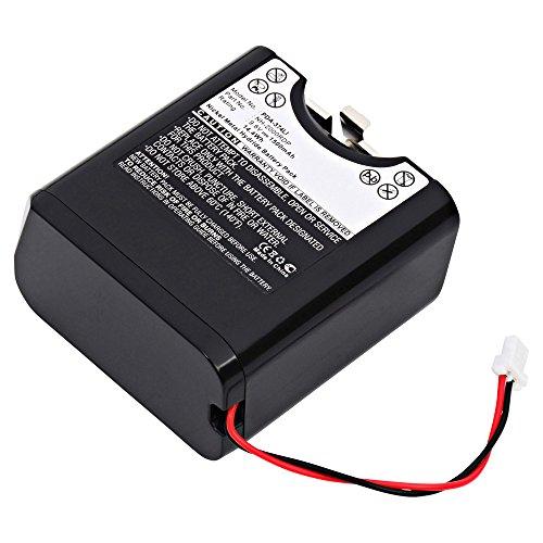 - Wireless Speaker Dantona PDA-374LI Nickel Metal Hydride (NIMH) Battery 9.6 Volts