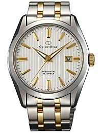 Orient Star Standard-Date Automatic Watch with Sapphire Crystal and SAR Coating DV02001W