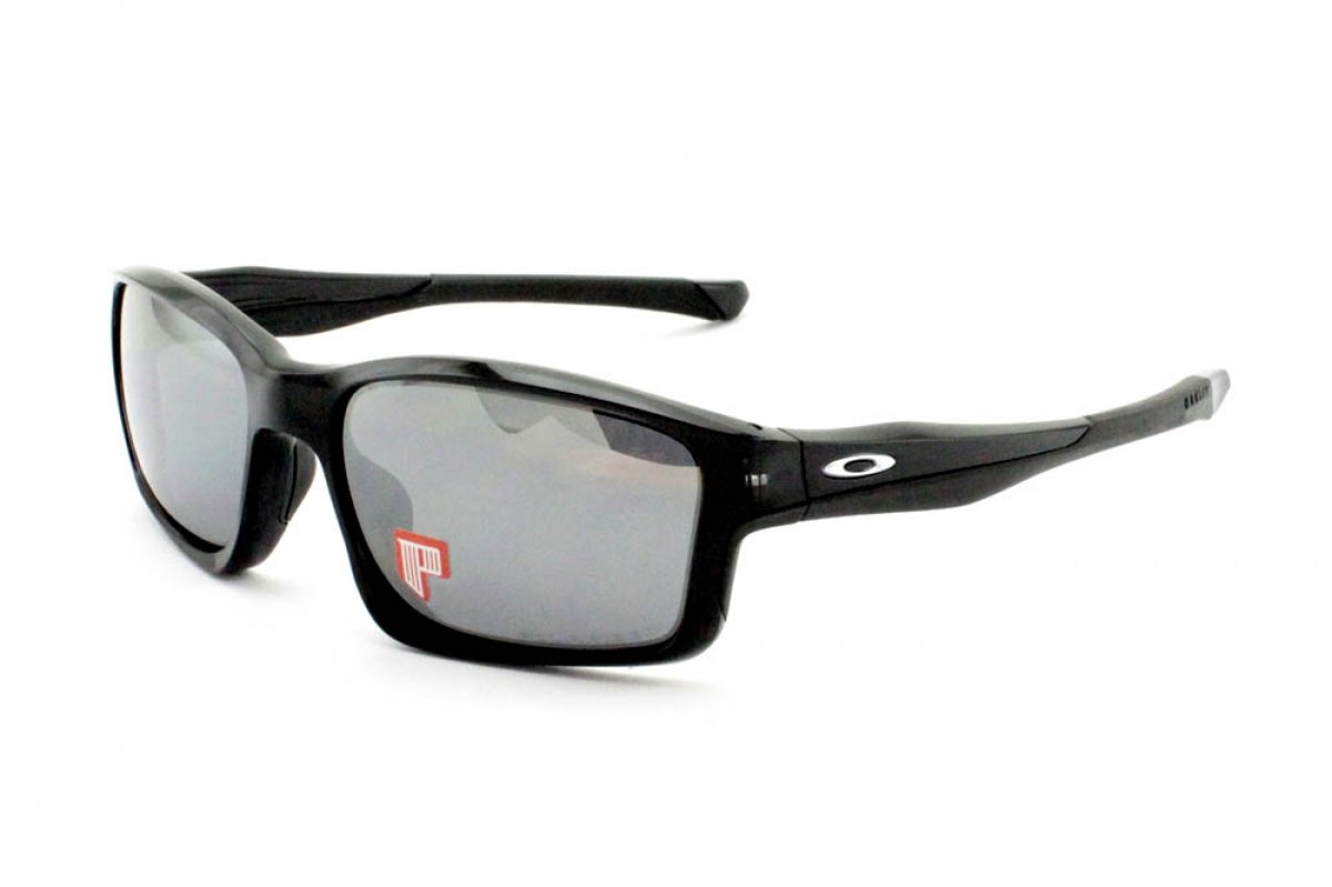 cee5eb7d90 Oakley CHAINLINK POLARIZED OO9247-09 Mens Square Large Sunglasses BLACK INK    BLACK IRIDIUM MIRROR  Amazon.co.uk  Books