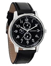 Marciano Men's | Classic Black Chronograph Style Watch | HA0242