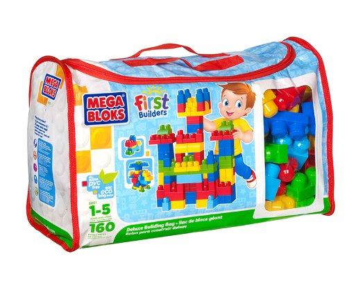 Mega Brands Mega Bloks Erste Builders Deluxe [Office Produkt]