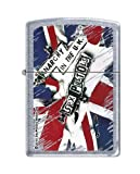 Zippo ''Sex Pistols-Anarchy in the UK'' Street Chrome Lighter, 1785