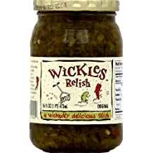 Wickles Original Relish, 16 Ounce