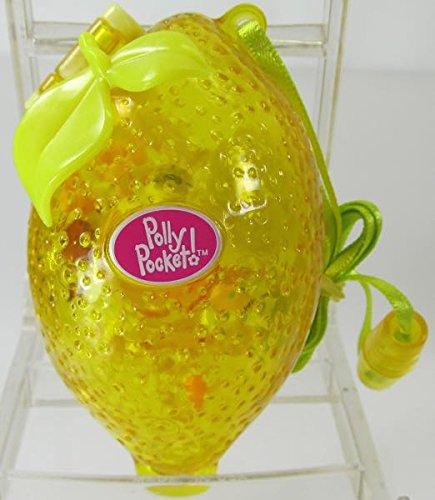2000 Vintage Polly Pocket Fruit Surprise Lemon Blu…