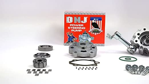 Brand new DNJ Power Steering Pump w//Pulley PSP1338 for 06-08 Subaru Impreza Forester 2.5L SOHC No Core Needed