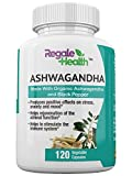 Organic Ashwagandha Root Powder – 1300mg – 120 Veggie Capsules with Black Pepper – Anti Anxiety Supplements, Stress Relief, Mood, Memory, Adrenal and Thyroid Support – Non-GMO Review