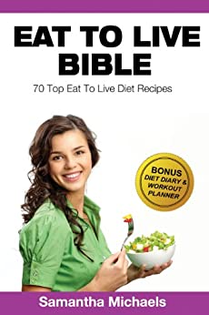 Eat Live Bible Recipes Workout ebook product image