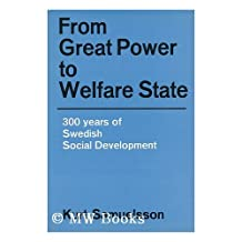 From Great Power to Welfare State