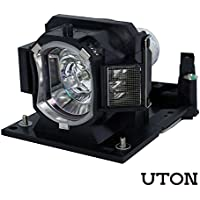 DT01511 Replacement Projector Bulb for HITACHI CP-AX2503 CP-AX2504 CP-CW250WN CP-CW300WN CP-CX250 CP-CX251N CP-CX300WN HCP-K26 Projector(Uton)
