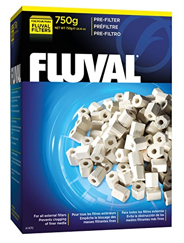 Mechanical Media (Fluval Pre-Filter Media - 750 grams/26.45 ounces)