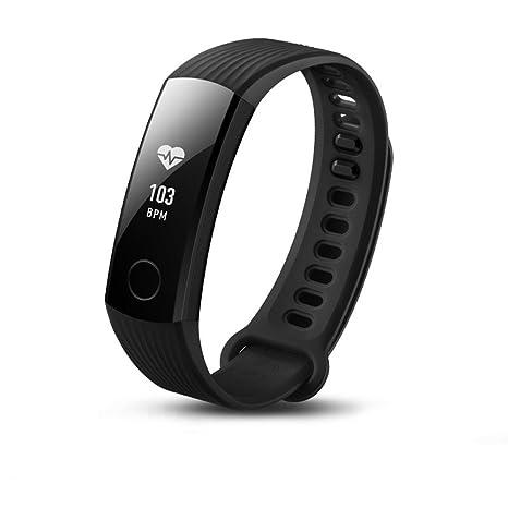 Huawei Honor Band 3, Hangrui Fitness Bracelet Watch Monitor de Ritmo Cardíaco Impermeable IP67 Monitor