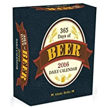 365 Days Of Beer 2016 Daily Calendar
