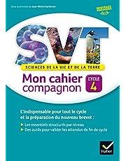 SVT cycle 4 éd. 2016 Mon cahier compagnon - Cahier de l'élève (SVT Collège)