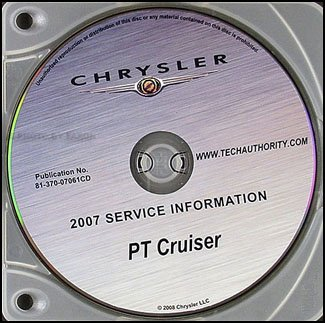 2007 pt cruiser owners manual - 8