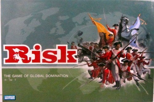 2003 Risk The Game of Global Domination Board Game - Retired - Parker Brothers by Parker Brothers