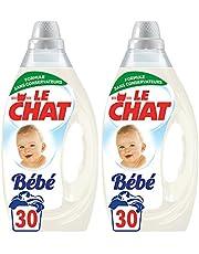Le Chat Bébé: jusqu'à -20% sur la lessive liquide