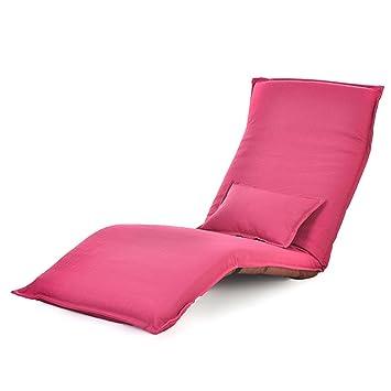 Chaise De Sol Pliable Relaxant Paresseux Canape Lit Avec Plusieurs Salon Reglable Lounge Lounger Sleeper