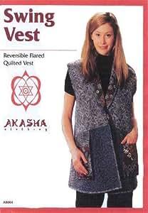 Patterns - Akasha #AB004, Swing Vest
