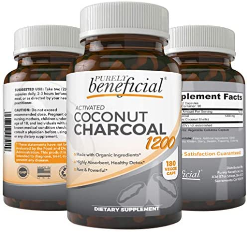 PURELY beneficial 046708995149 is the best Activated Charcoal? Our review at totalbeauty.com uncovers all pros and cons.