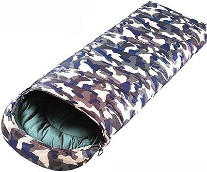 Desert 2653 Saco de Dormir de algodón con diseño de Camuflaje de 1 ...